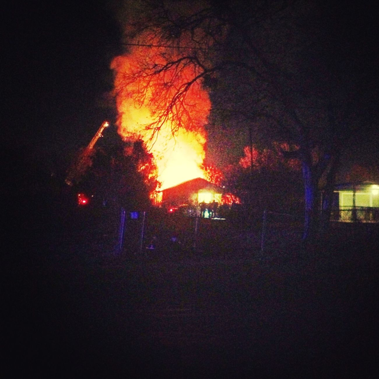 Coming Home To Someones House On Fire :/