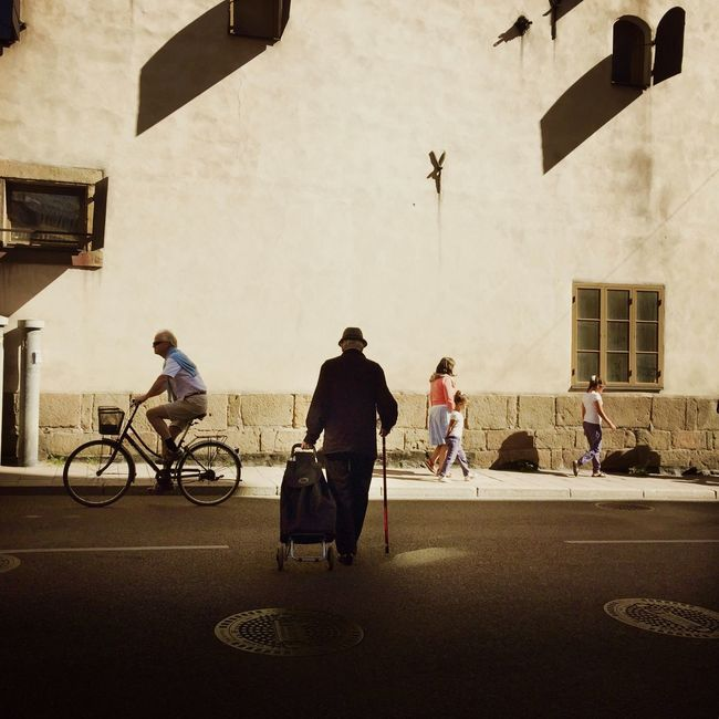 Going shopping... Light And Shadow Sunny Afternoon Taking Photos EyeEm Best Shots The Traveler - 2015 EyeEm Awards Traveling Cityscapes Discover Your City Stockholm Feel The Journey