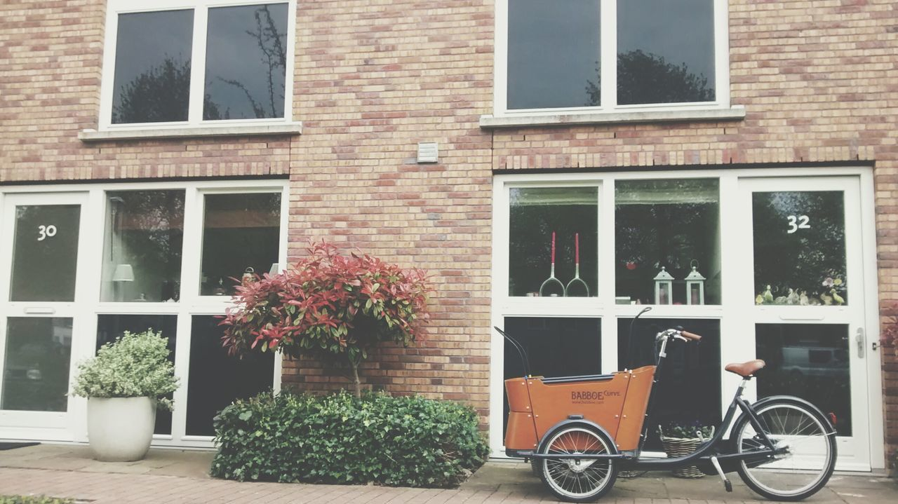 Traveling Amsterdam Bicycle VSCO