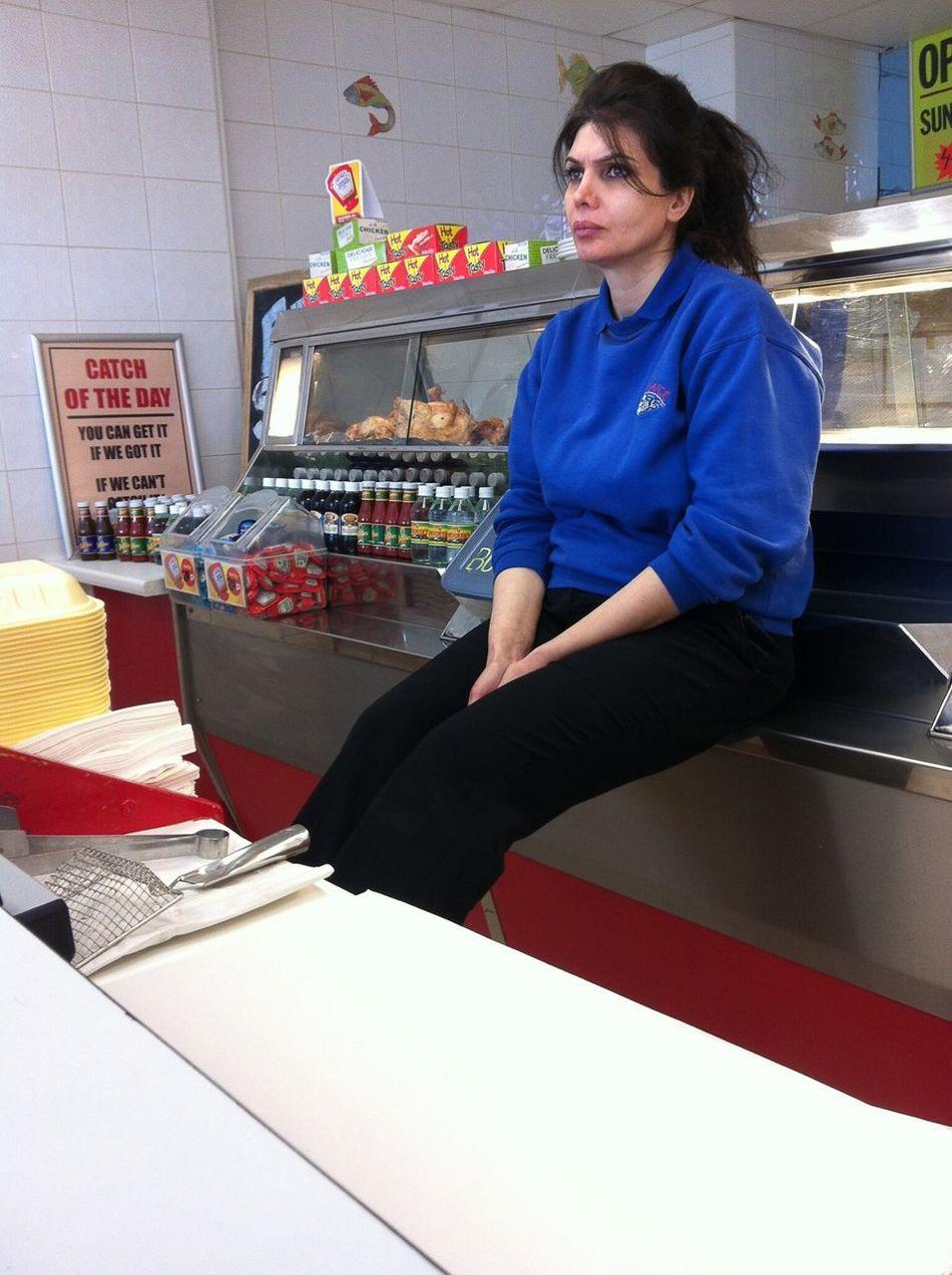Chip Shop Crawley