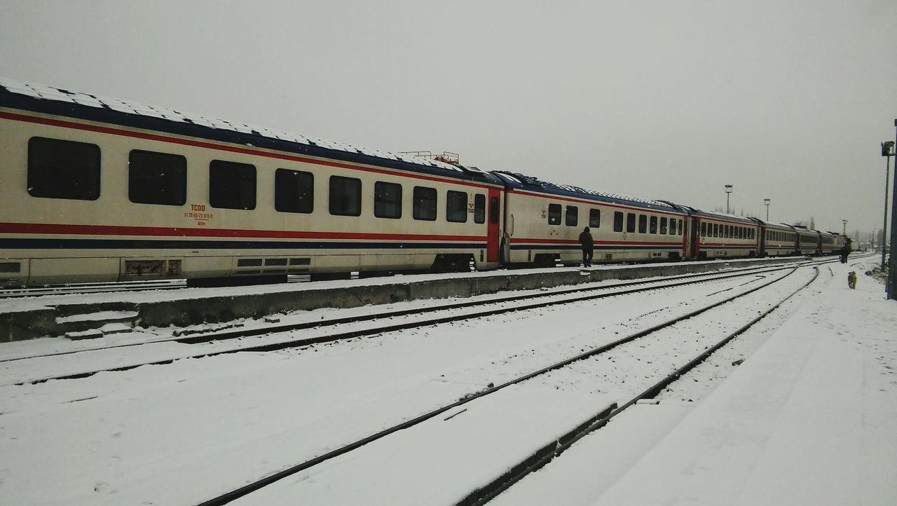 Doğu Ekspresi Wild Snow ❄ Travel Train - Vehicle Sogood👌👌 ❤ Second Acts