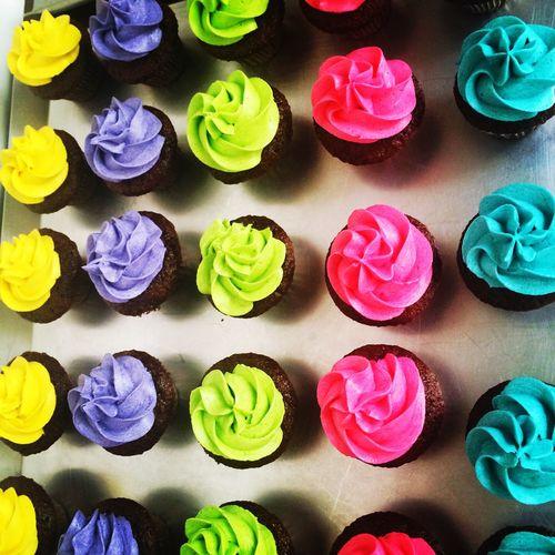 Visual Feast Cupcakes Colorful (null)Foodies Dessert Foodstyling Sweetconfessions Foodie Visual Feast