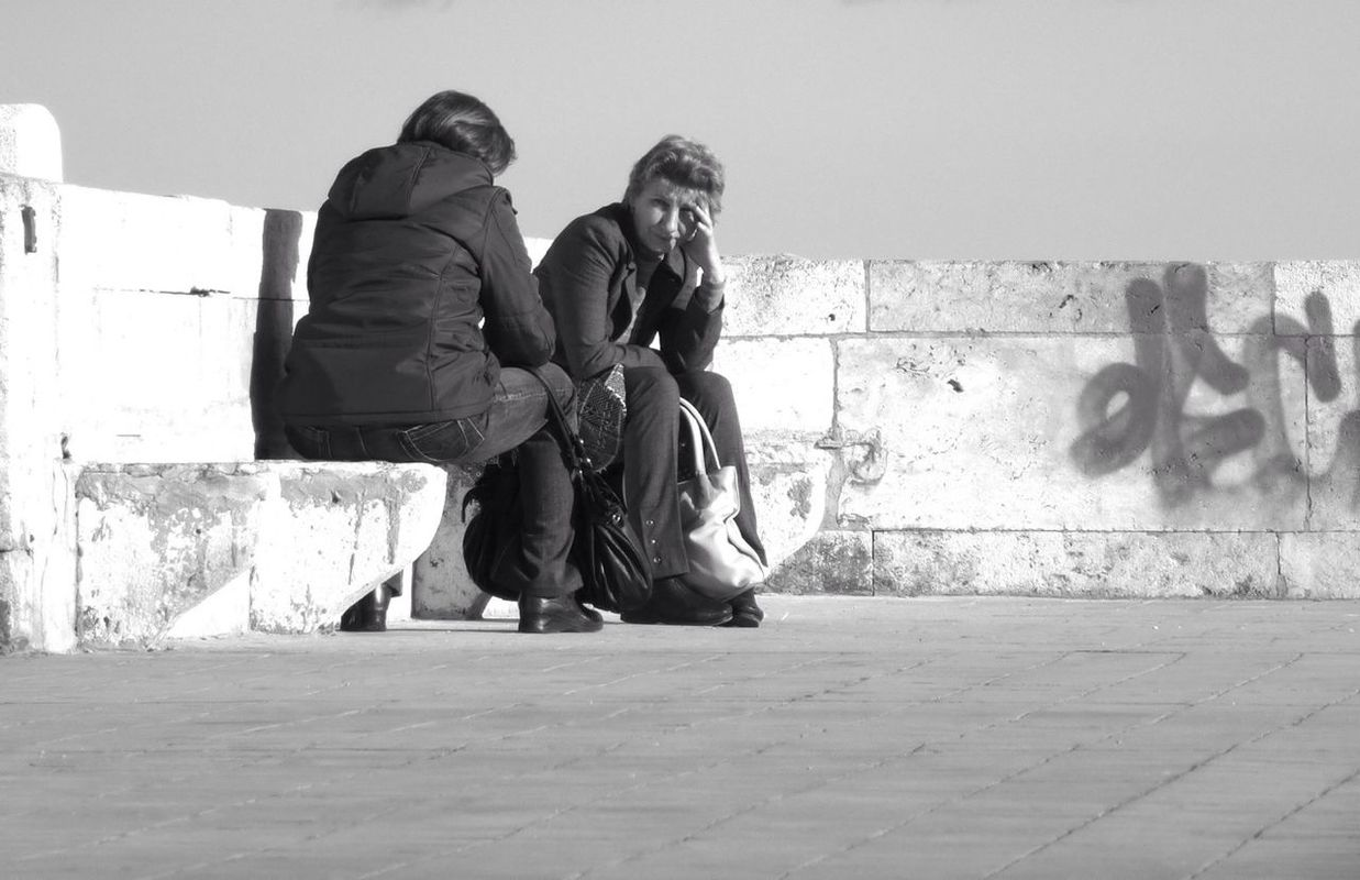 think positive eye4photography  blackandwhite black and white TheMinimals (less edit juxt photography) streetphoto_bw italianbrother by Giorgio (zaccaria_sumuru)