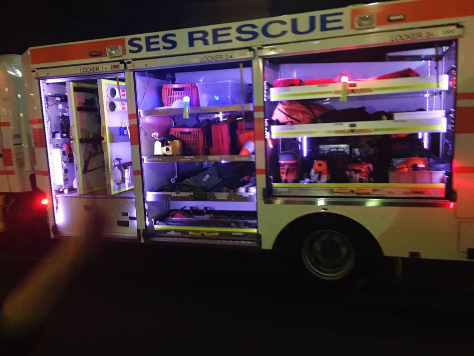 State emergency services SES