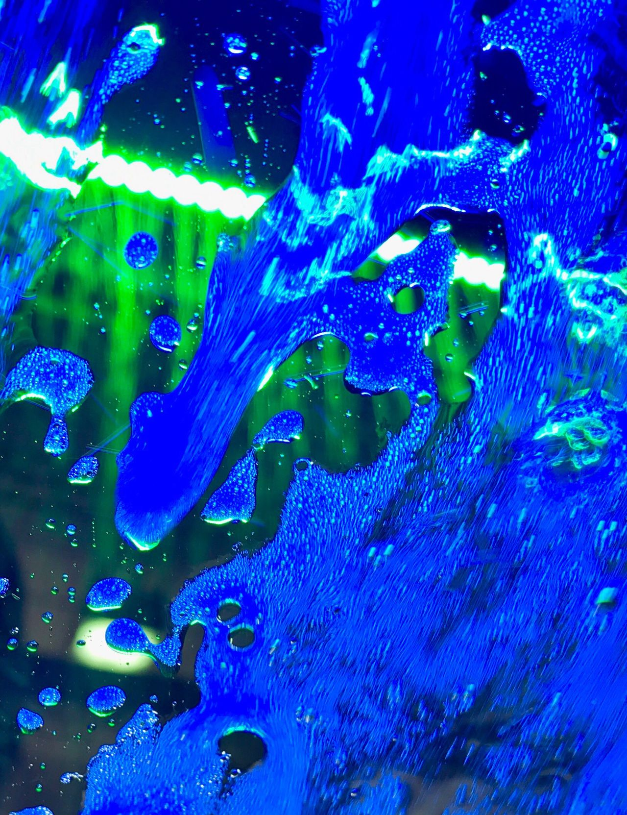 Blue Water No People Beauty In Nature Nature EyeEm Best Shots EyeEmNewHere Check This Out Colors Multi Colored Abstract Abstractions In Colors Close-up Outdoors UnderSea Day
