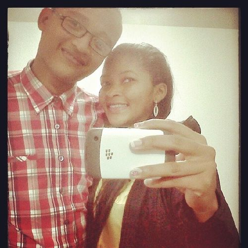 With my sister Gigi I Lov U ??Cool Pic Tonight wednesdy ??