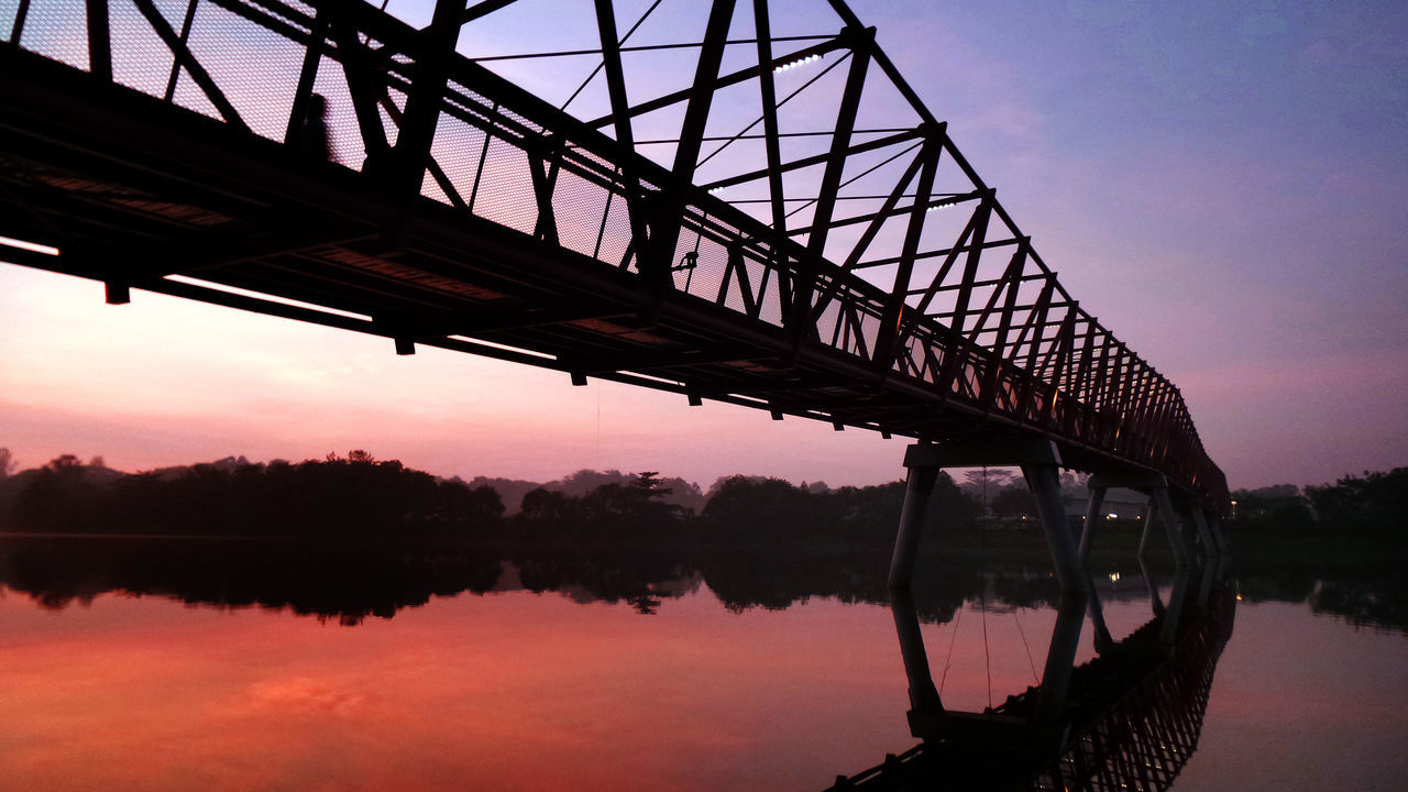 Beautiful stock photos of bridge, Architecture, Bridge, Cast Iron, Connection