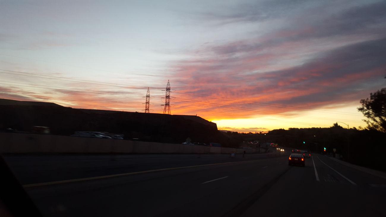 Hello World Good Morning Sunrise Carlsbad California Love California Dreaming El Camino Tamarack