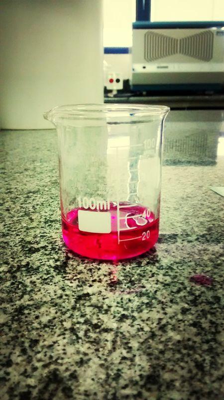 Colorful Chemistry Lab Chemistry Capivari