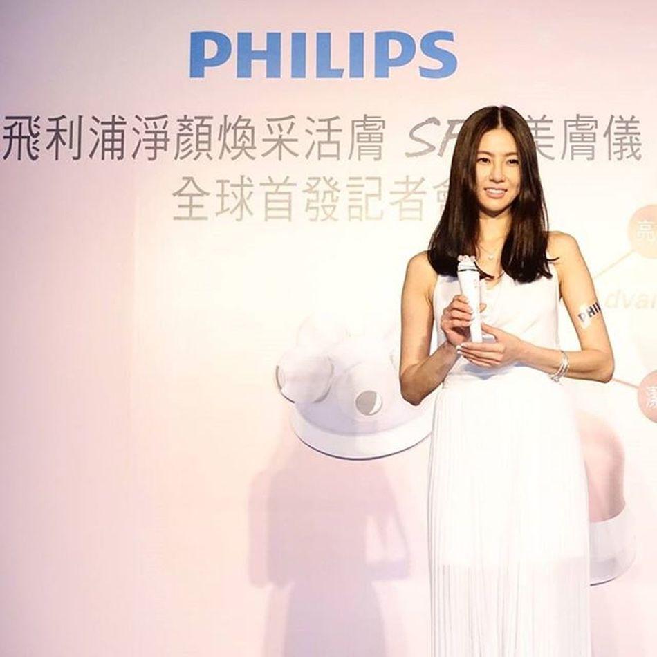 Philips Beauty「VisaPure Advanced淨顏煥采活膚SPA美膚儀」發表會,淨膚+按摩+亮眸導入三合一 Philips Philipsbeauty Visapureadvanced Visapure Skincare Mobile01 愛曼達