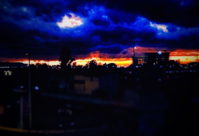 😎 Sunset 😎 Sunset Sky Clouds And Sky Clouds City Photography Photo Photooftheday First Eyeem Photo