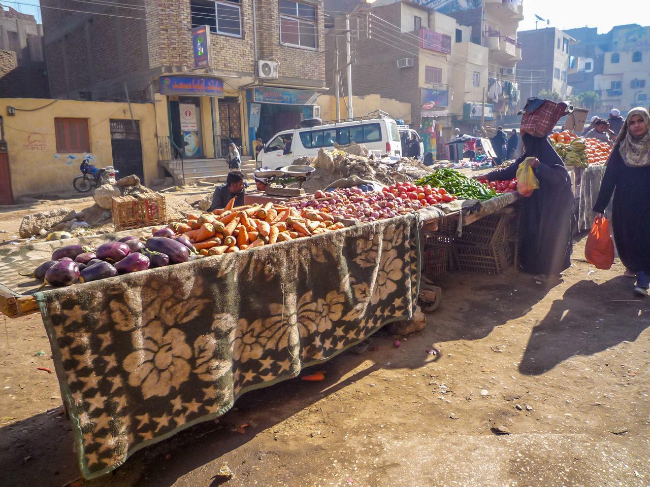 Arabian Arabic Cairo Cairo Egypt In Cairo Market Marketplace