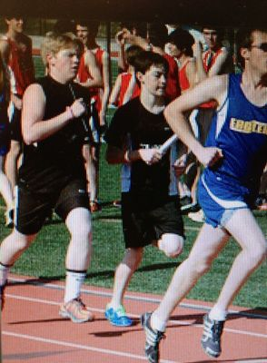 Track Meet at cullman high school by Jackson Henderson