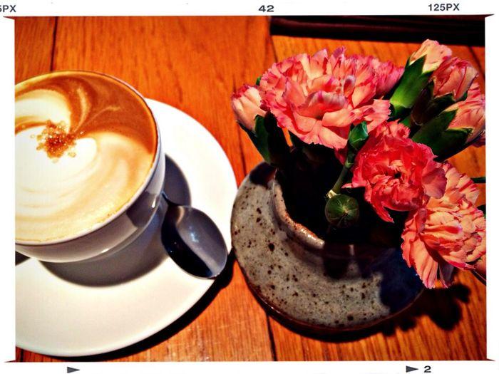 Coffee In My Mouf