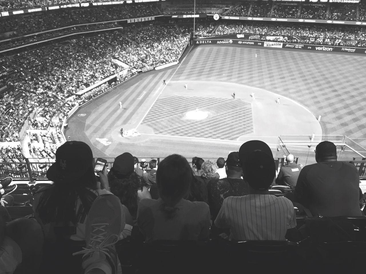 Queens NYC Baseball Mets Shoeselfie