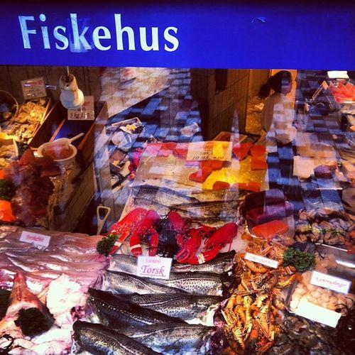 Fiskehus Kopenhagen
