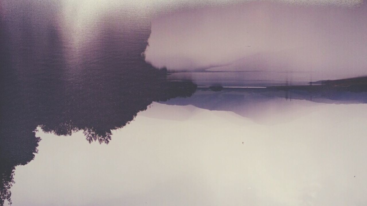 Abstract Landscape Riverscape Tranquility Calm Water Water Reflections Landscape Mysterious Landscape Reflecting In Mirror Abstract River Mountains The Great Outdoors - 2016 EyeEm Awards The Innovator Fine Art Photography