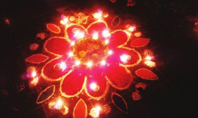 One Wild Night Still Life Diwali Celebration Rangoli Diya Festival Of Lights India Diwali Celebration Rangoli