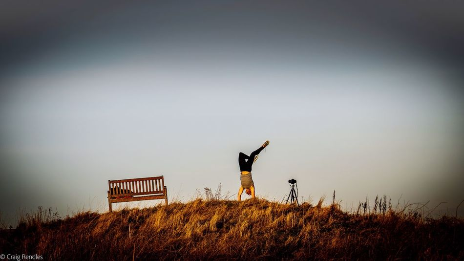Real People Men Field Sky Outdoors One Person Grass Landscape Day photography photographer