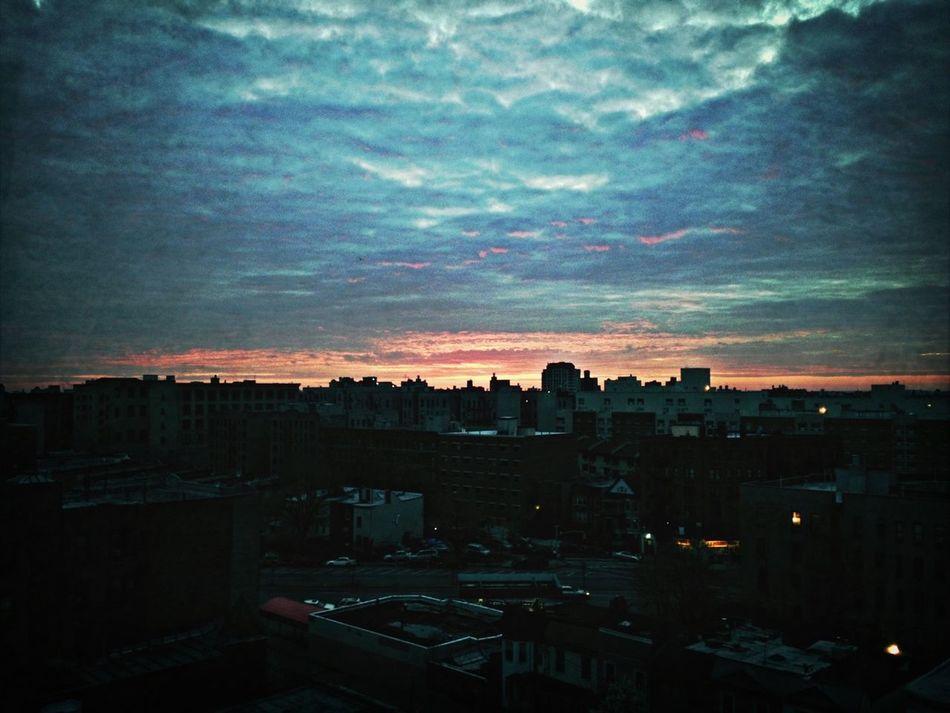 Beautiful Morning Sky