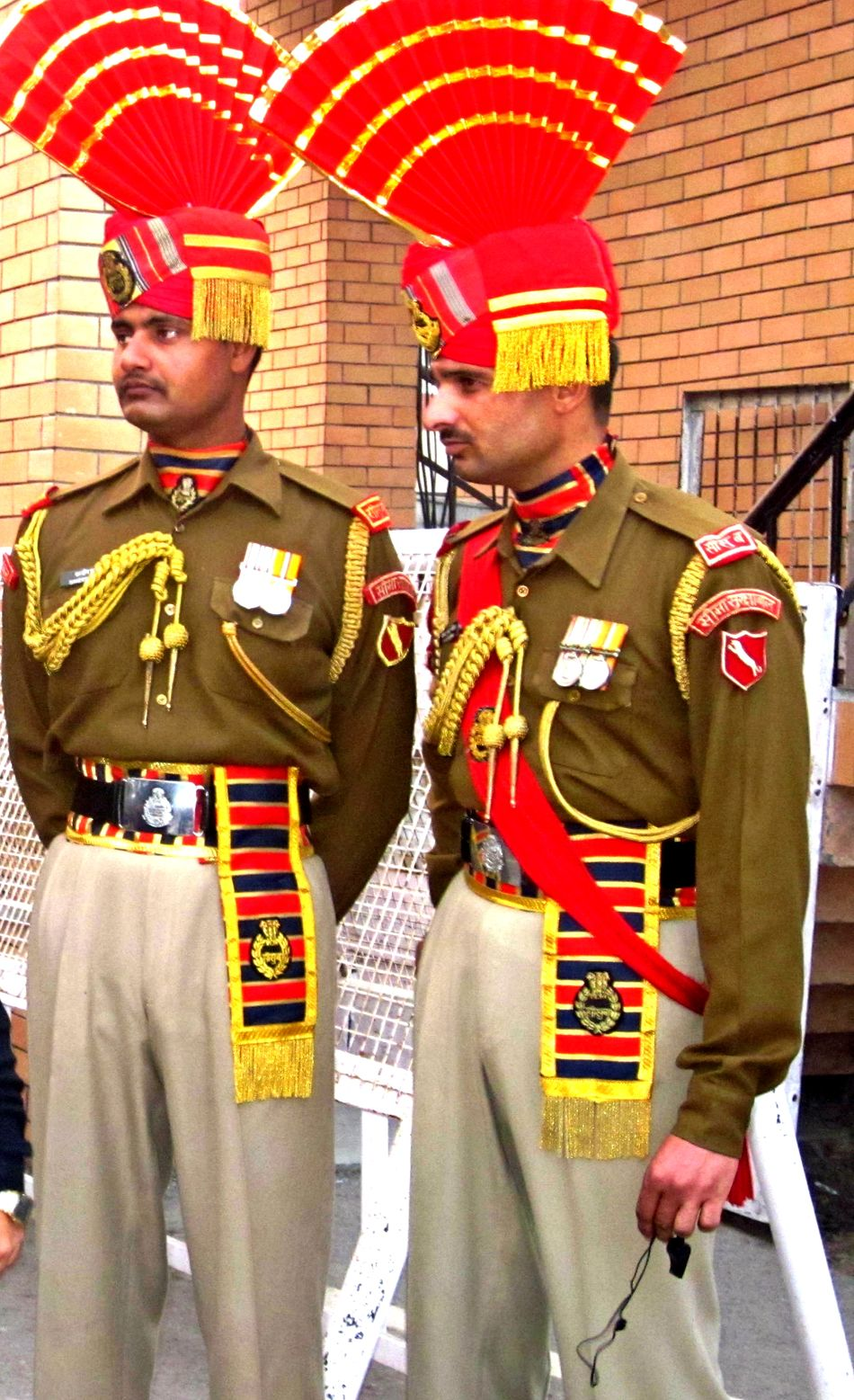 Army Army Soldier Border India Indian Indian Army Men Only Men Outdoors Police Wagahborder