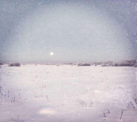 Moon Show Whiteandwhite