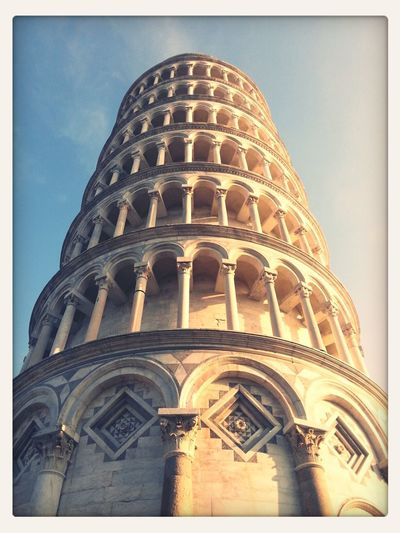 from AMS to PSA Tower Of Pisa