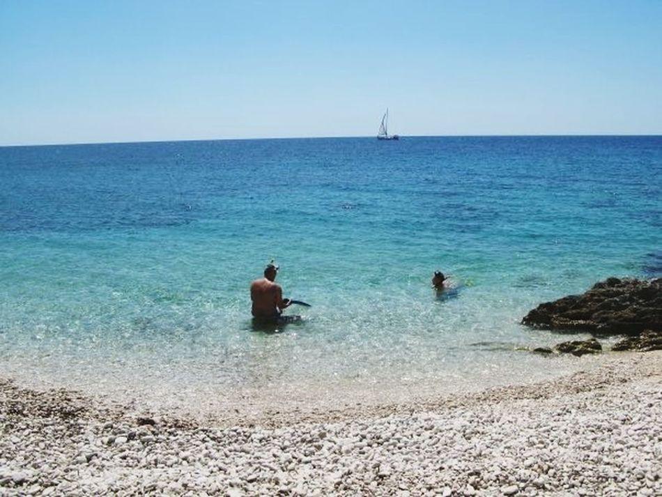 Dugiotok Seaside On The Beach