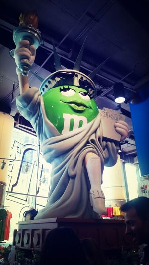 ? Statue Of Liberty M&m's World Photography Enjoying Life