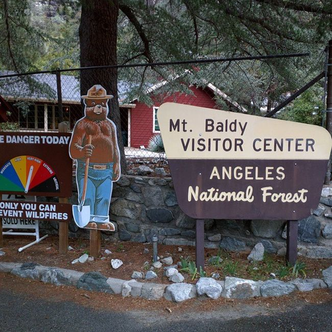 Mt. Baldy Hiking Icehouse