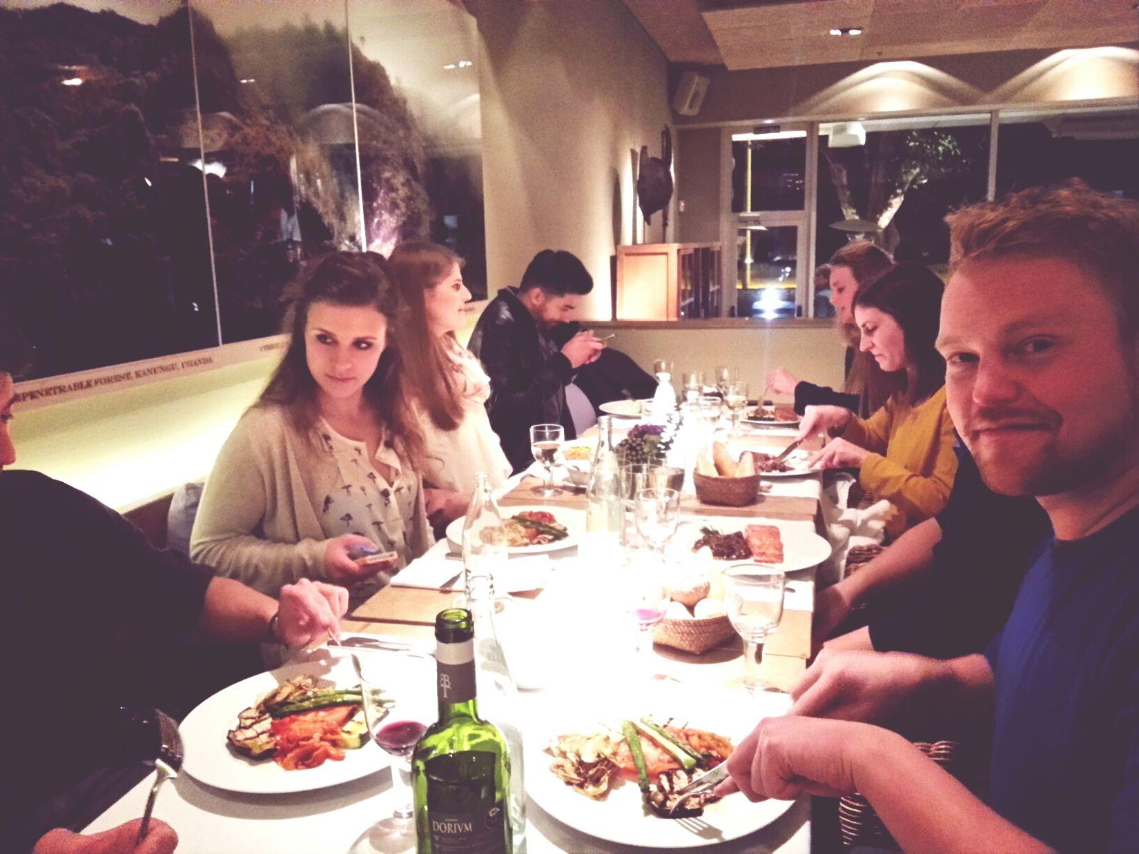 Dinner VuelingBotschafter