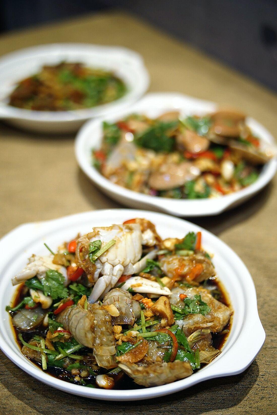 Foodporn Seefood Chaozhou Food