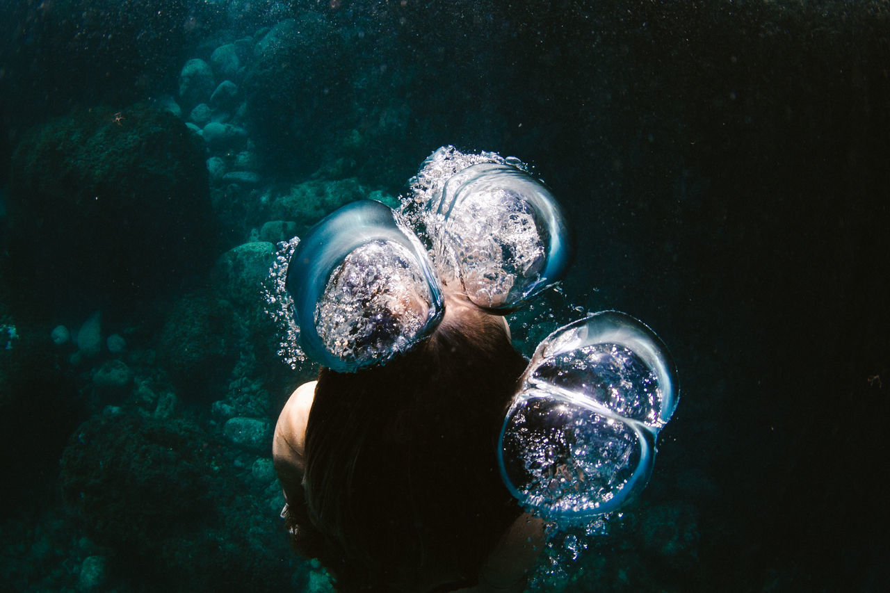bubbles Bubbles Canary Islands Diving EyeEm Best Shots EyeEm Nature Lover EyeEm gallery EyeEmNewHere Ocean View Swimming Underwater World bikini bubble eye4photography Nature ocean outdoors sea sea life Swimming UnderSea underwater underwater diving underwater photography underwaterphotography water