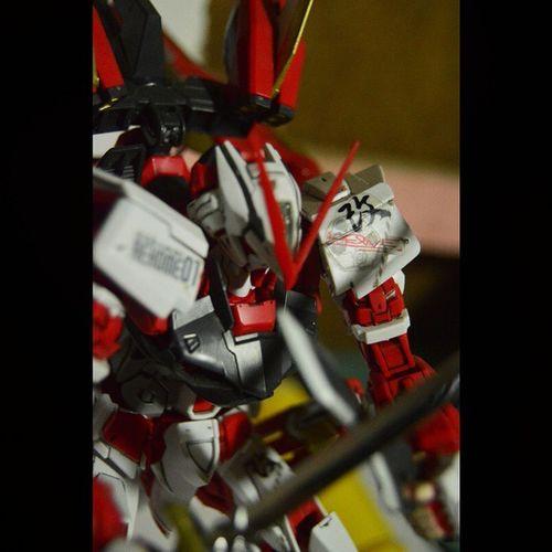 Astray Red Frame Gundam PLAMO Arf Astray AstrayRedFrame BANDAI