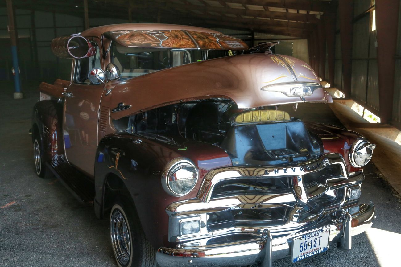 Texasheatwave2014 CarShow Vintage Cars Austin Texas