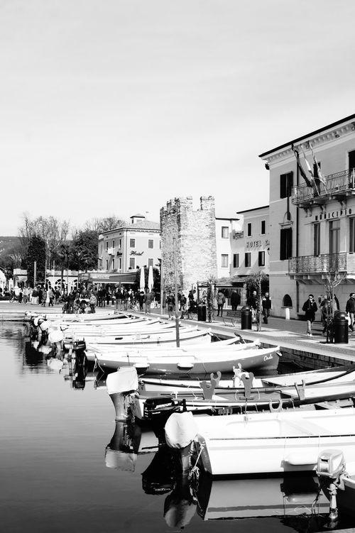 Lazise Water Reflection Lago Di Garda Lazise Lake Garda Eyeemphotography EyeEm Best Shots EyeEm Gallery EyeEmBestPics Spring Is Coming  Gardasee Bardolino Favorite Places