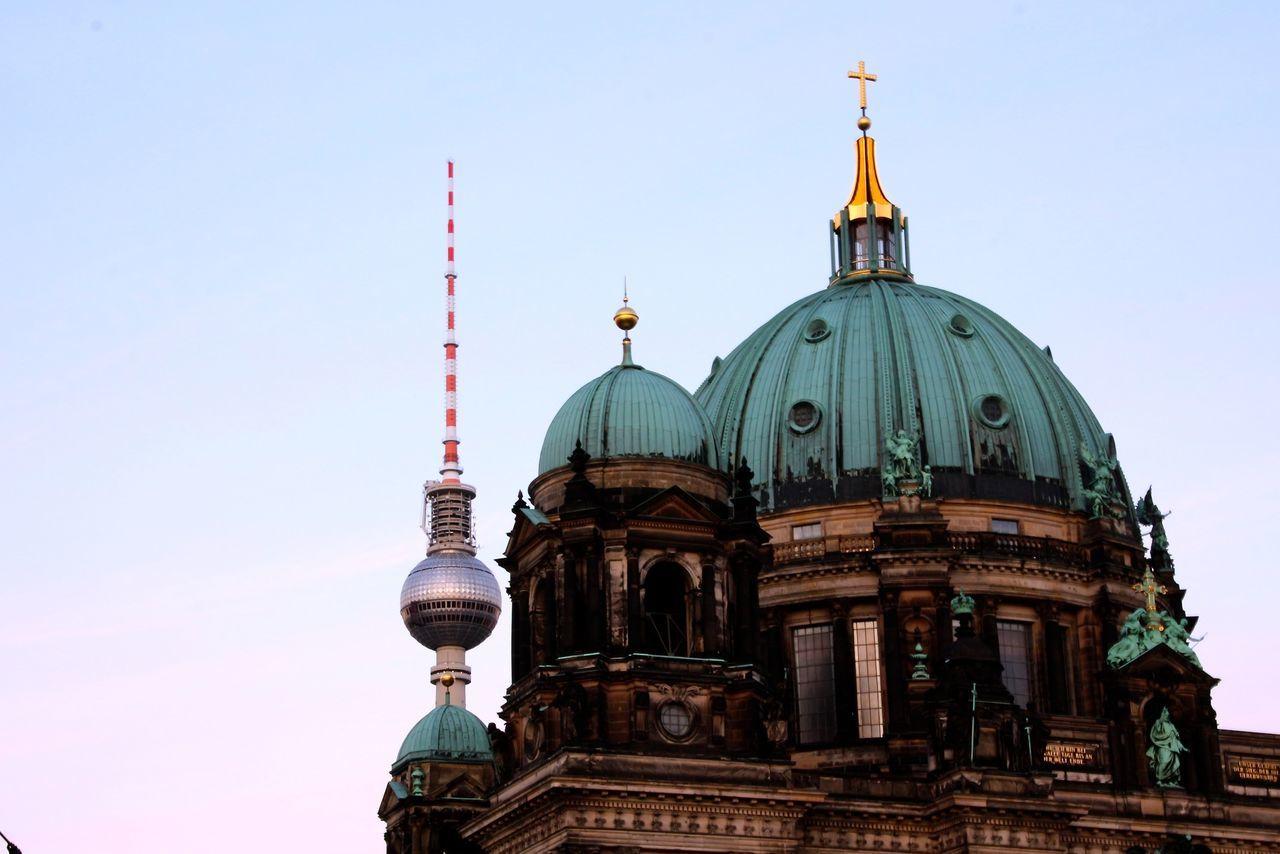 Berlin My Fuckin Berlin Berliner Ansichten Berliner Dom Fernsehturm TV Tower Open Edit Eye4photography  EyeEm Best Shots Capture Berlin