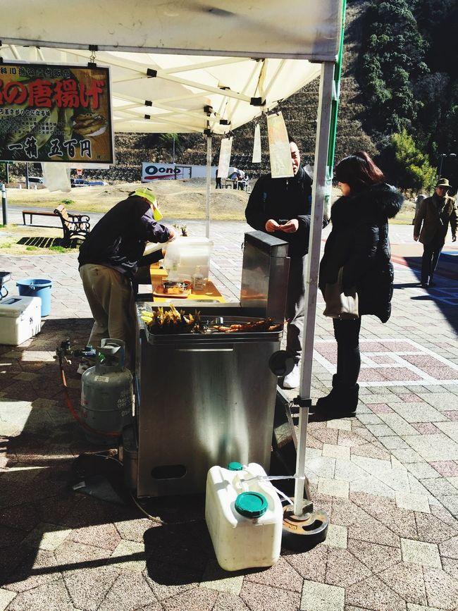 Neopasa Highway Highway Peak Shintoumei Ayunoshioyaki Food Fish Ayu Foodshop Food Shop Food Shopping