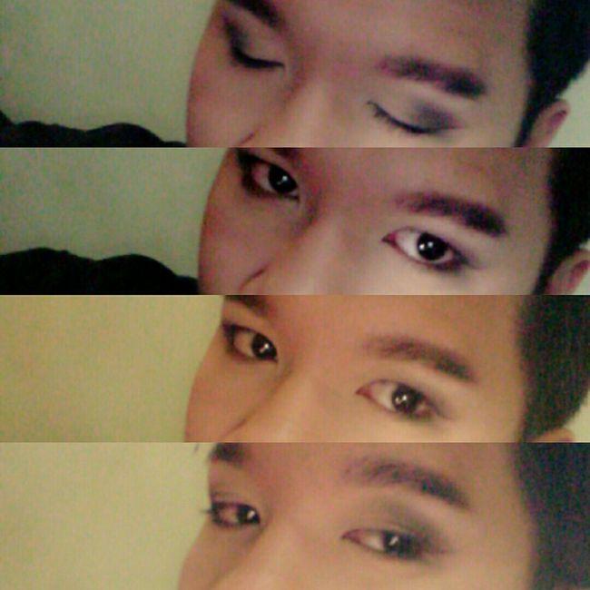 somewhat editorial eye makeup pictorial :D Eyemakeup EyeEm Creative Photography Somewhat Editorial  EyeemPhilippines Eyefie Photography Creativity Drama
