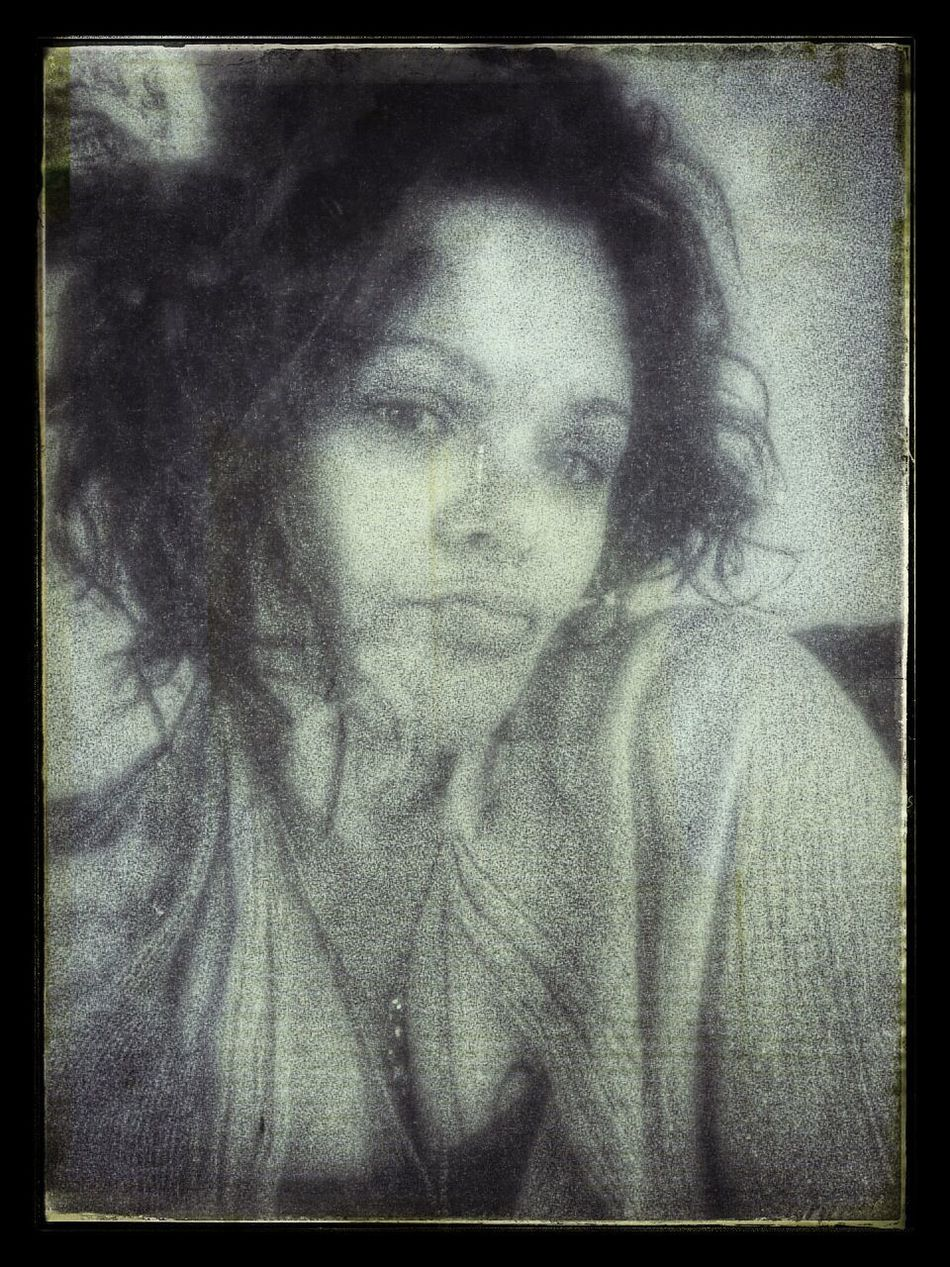 Embracing my messy hair. Natural curls. That's Me Self Portrait Fibrofighter Blackandwhite