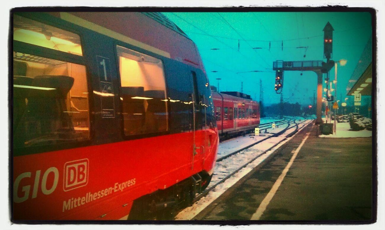 Public Transportation Mittelhessen-Express