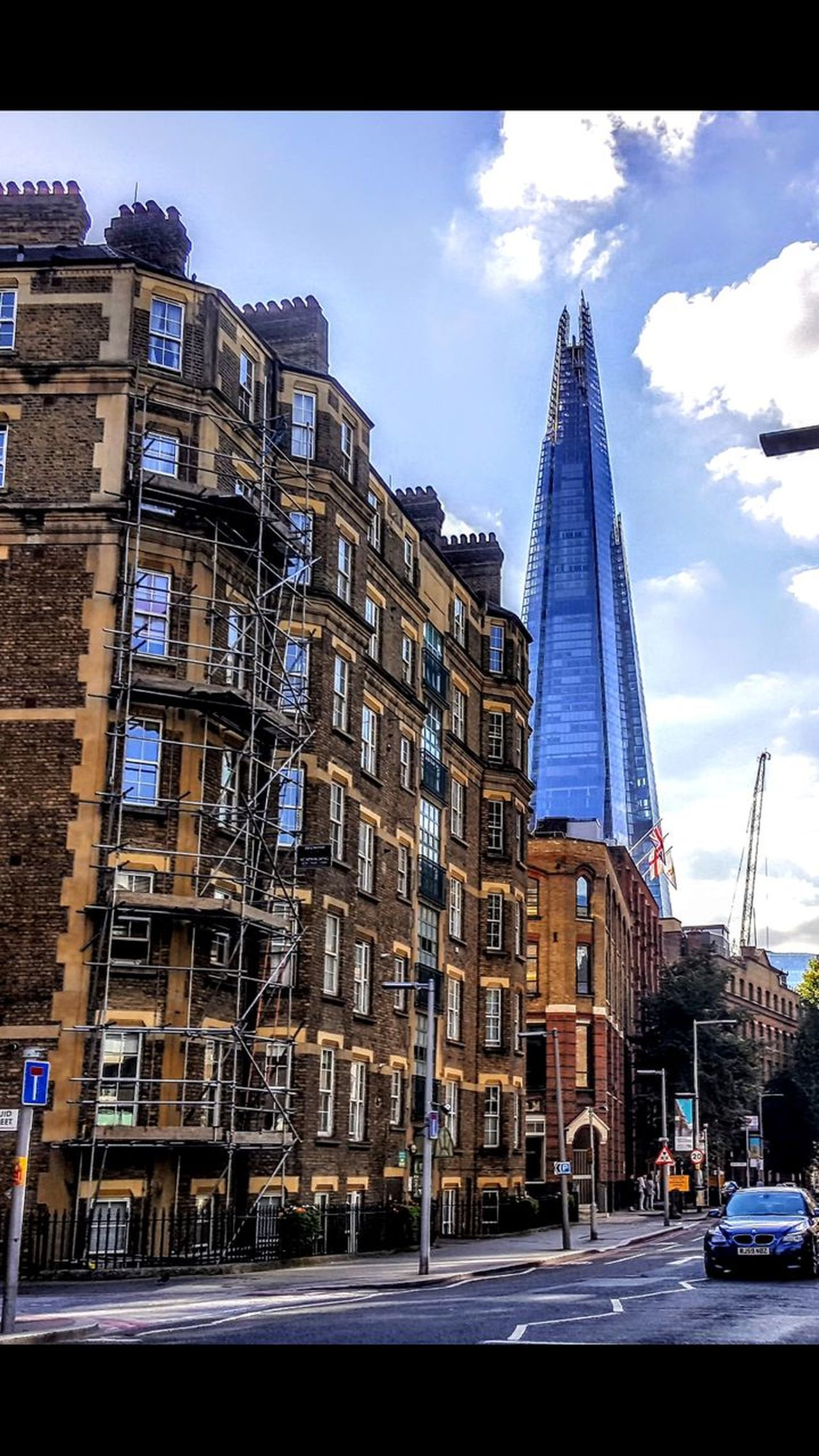 Tower Business Finance And Industry Architecture Sky City Building - Activity Built Structure Building Exterior Day Outdoors Cityscape No People London LONDON❤ London Streets Tranquil Scene Facebook Page Friends ❤ Travel Destinations Relaxing Reflection Londononly London's Buildings London Photography London Life