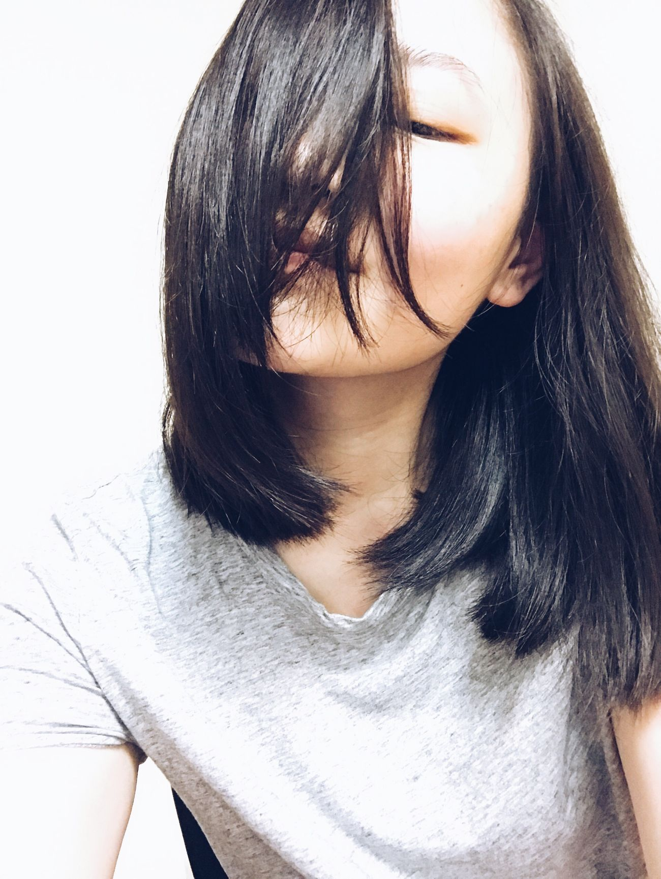 20161008 Cutting Hair Women Enjoying Life Photography Beauty Taiwan VSCO Yolo Kate's Daily EyeEm Hello World