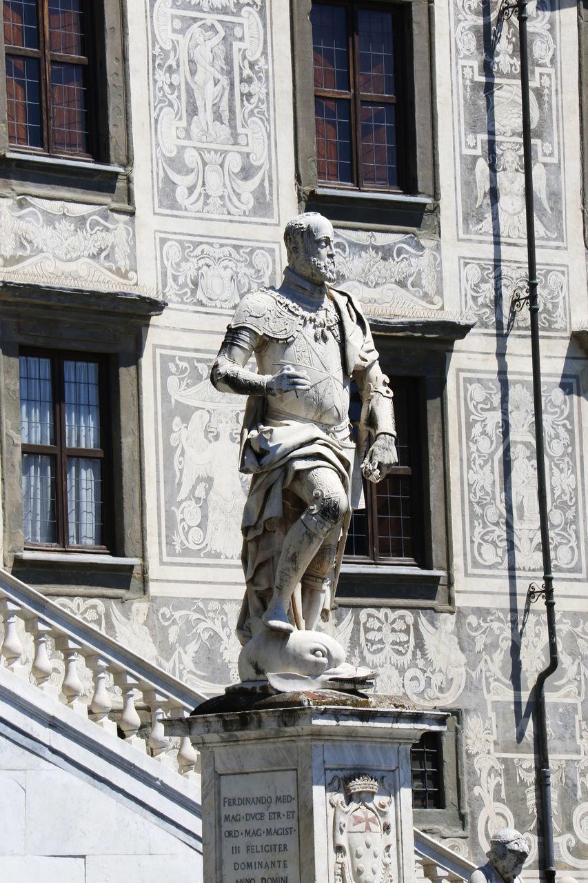 Art ArtWork Fun Holiday Italy Landmark Pisa Statue Tourist Attraction  Vacations