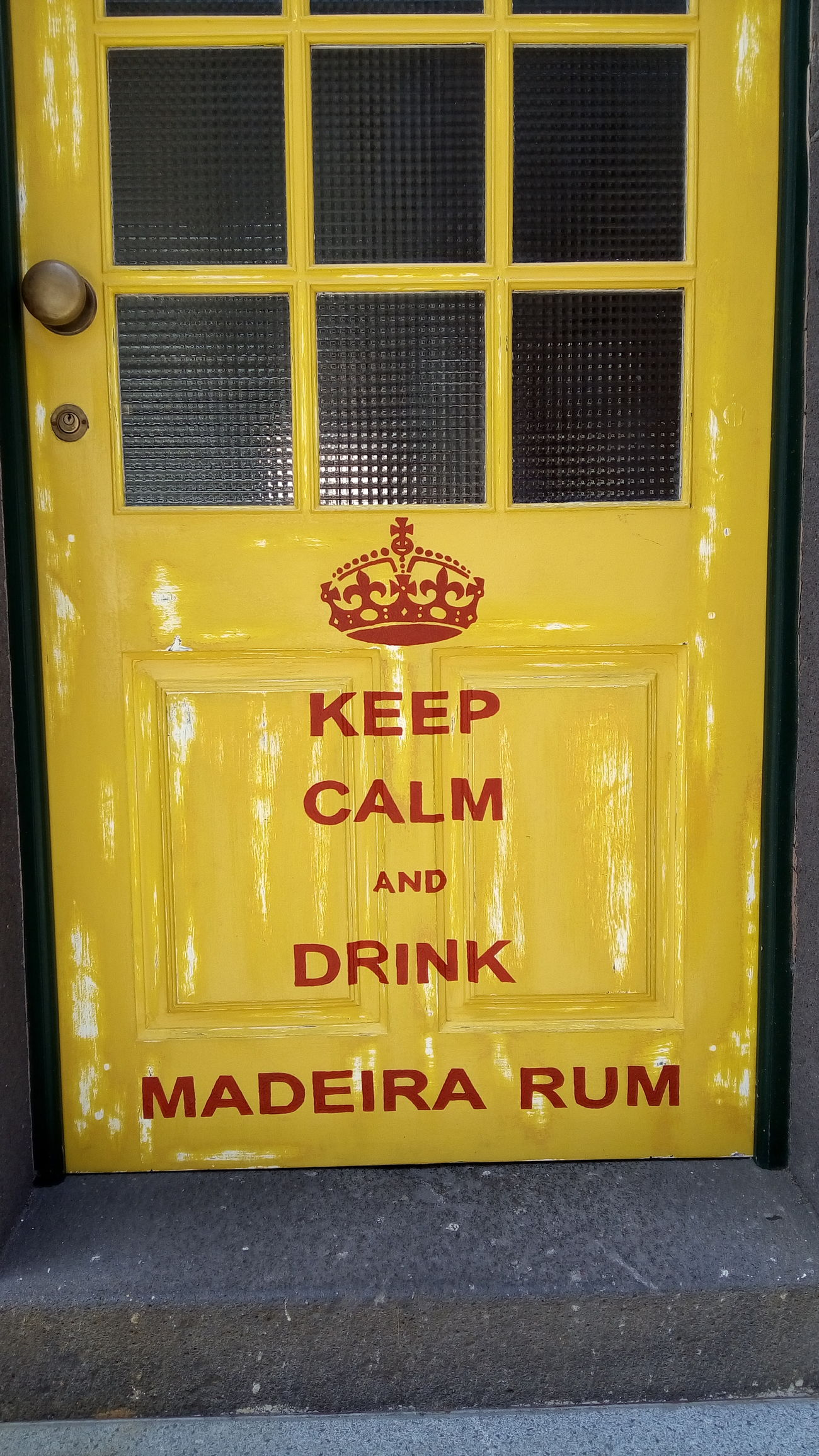 Keep Calm Keep Calm And Drink Madeira Rum Madeira Island Funchal Madeira Creativity