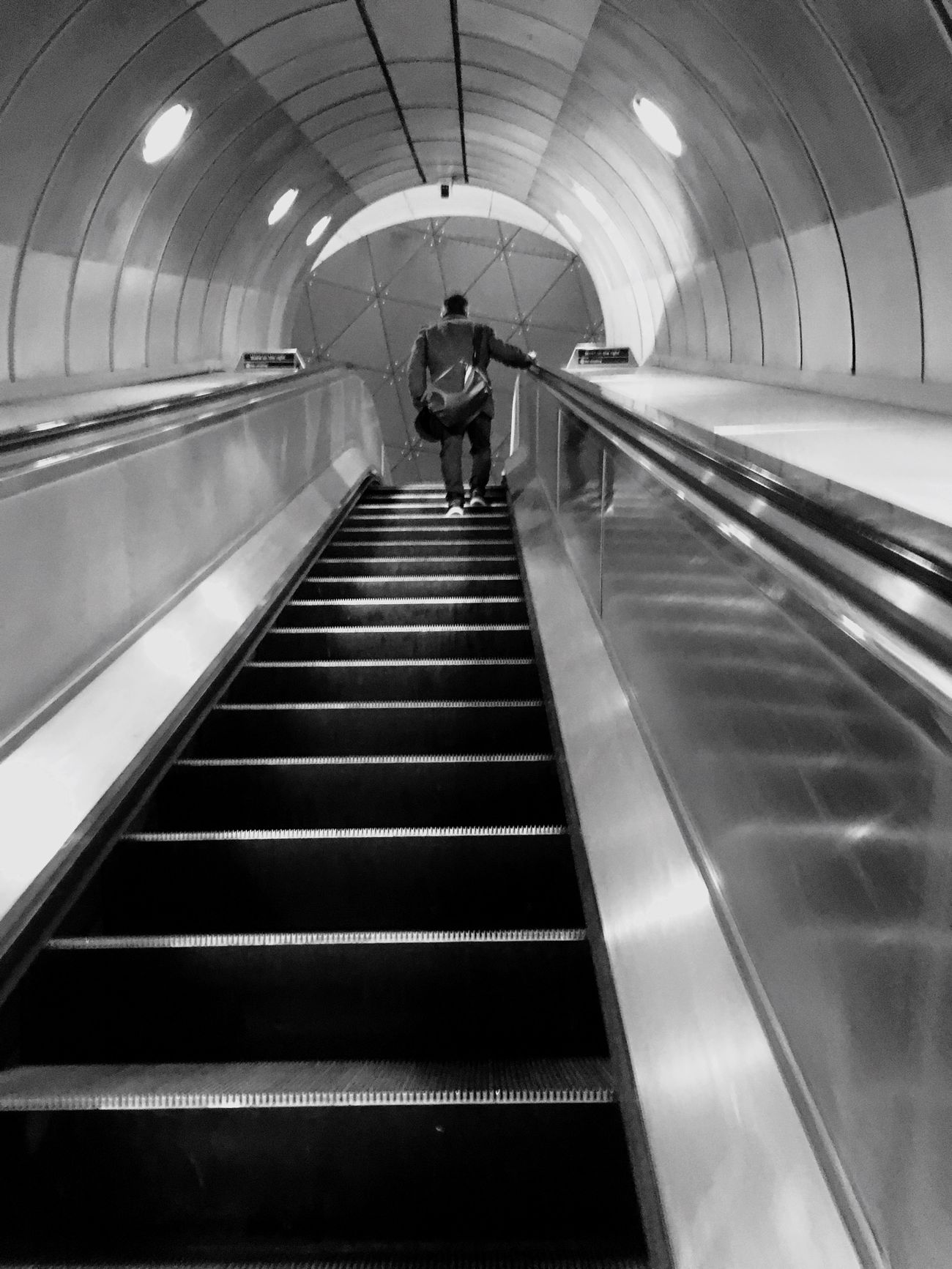 Tube Station  Escalator London Check This Out