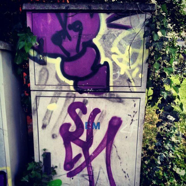 Streetartisty Grafit