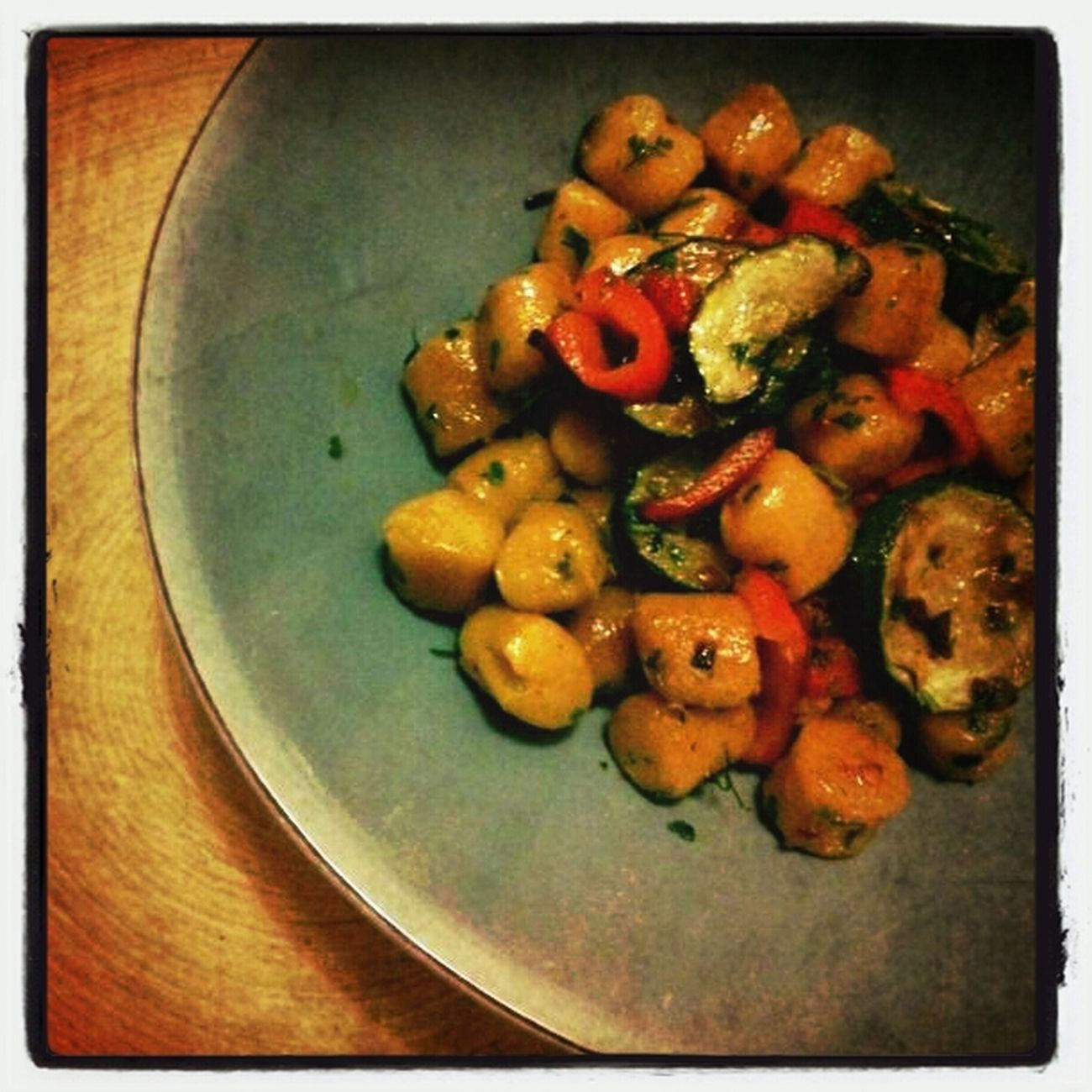Food Gnocchi Veggie Thx4cooking