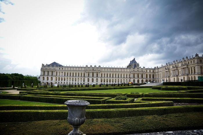Color Day France Louise Park Part Of Time Versailles