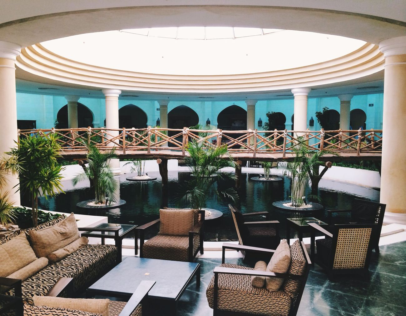 Hotel Hotel Lobby Holidays Paradise May 2014